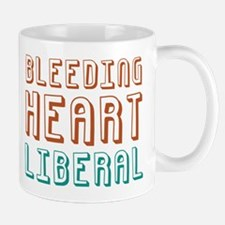 Bleeding Heart Liberal Mug