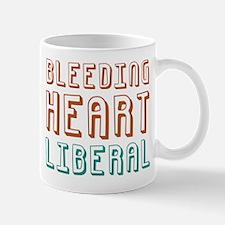 Bleeding Heart Liberal Small Small Mug