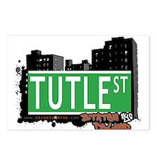 TUTLE STREET, STATEN ISLAND, NYC Postcards (Packag