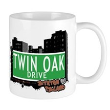 TWIN OAK DRIVE, STATEN ISLAND, NYC Mug