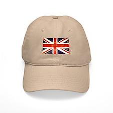 oddfrogg Vintage Union Jack Baseball Cap