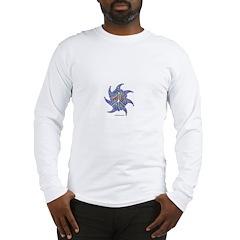 Peace Sign - Long Sleeve T-Shirt