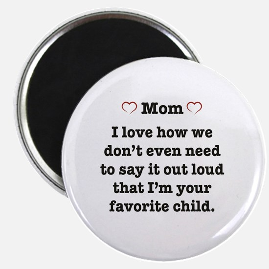 Cute New mom mother%27s day Magnet