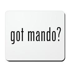 Got Mando? Mousepad