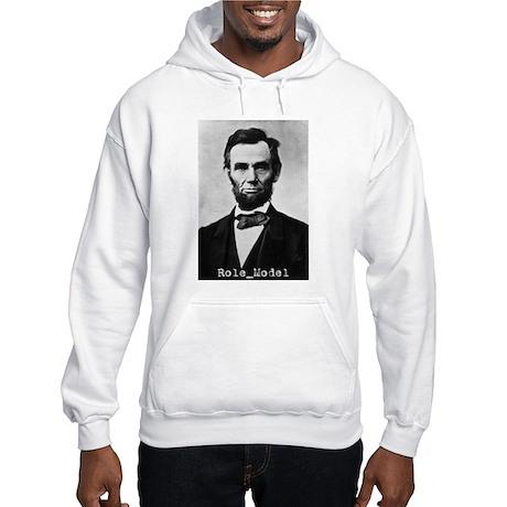 Abraham Lincoln Hooded Sweatshirt