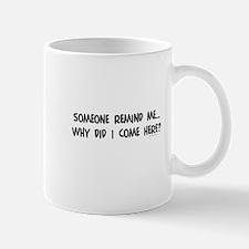 Why Mug