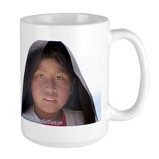 Taquile Girl - Mug
