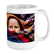 A Child's Eyes - Mug