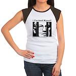 Dick's Done Women's Cap Sleeve T-Shirt