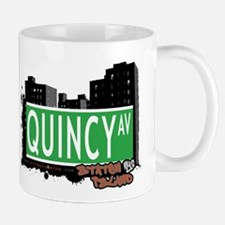 QUINCY AVENUE, STATEN ISLAND, NYC Mug