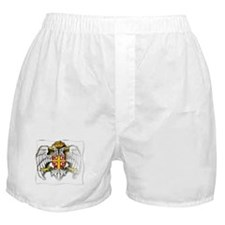 Cute Serbian Boxer Shorts