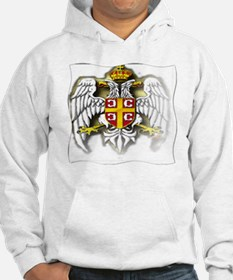 Cool Serbian Jumper Hoody