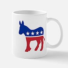 Democrat Donkey Mug