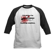I'd Rather be hunting Zombies Tee