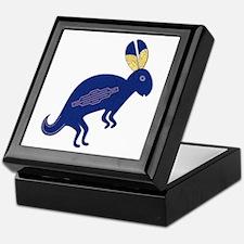Whimsical Rabbit Keepsake Box