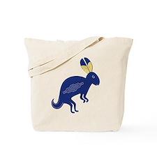 Whimsical Rabbit Tote Bag
