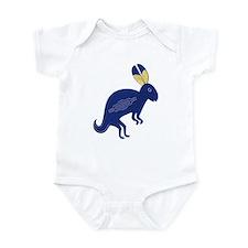 Whimsical Rabbit Infant Bodysuit