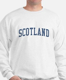 Scotland Blue Sweatshirt