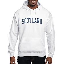 Scotland Blue Hoodie