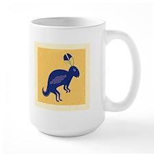 Whimsical Rabbit Mug