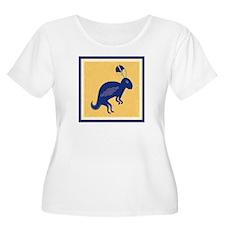 Whimsical Rabbit T-Shirt