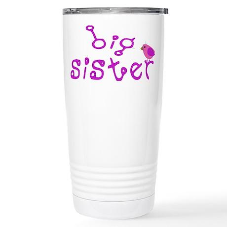 Big Sister Stainless Steel Travel Mug