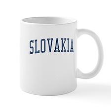 Slovakia Blue Mug
