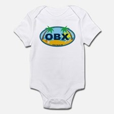 OBX Oval Infant Bodysuit