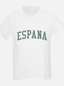 Spain Green T-Shirt