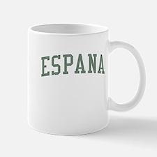 Spain Green Mug