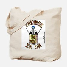 The War Is On - Tote Bag