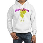 Marie Laveau Hooded Sweatshirt