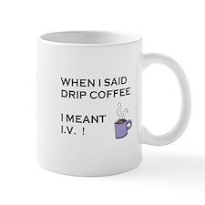 Coffee addiction Small Mug
