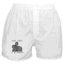 Unique Alex jones Boxer Shorts