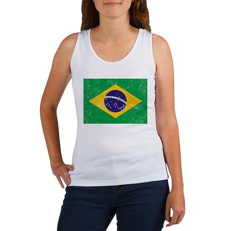 Brazil Women's Tank Top