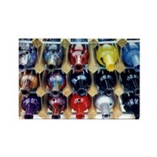 Bottles - Rectangle Magnet (10 pack)