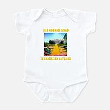 Cute Infowars Infant Bodysuit