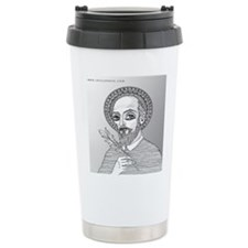 St. Francis de Sales Travel Mug