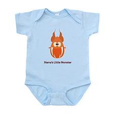 Playnormous Momma's Monster Infant Bodysuit