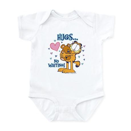 Hugs...No Waiting! Infant Bodysuit