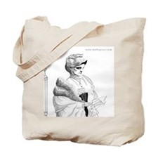 Edith Wharton Tote Bag