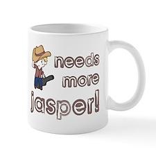 Needs More Jasper! Mug