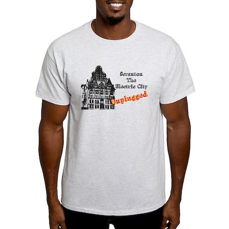 St. Patricks Day Parade Scranton Light T-Shirt