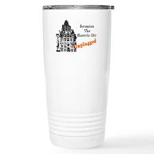 St. Patricks Day Scranton Par Travel Mug
