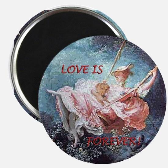 Forever Love Magnet