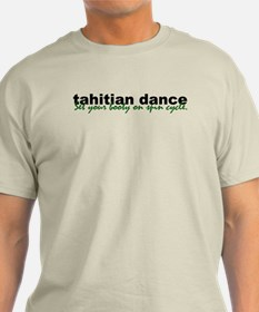 Tahitian Dance T-Shirt