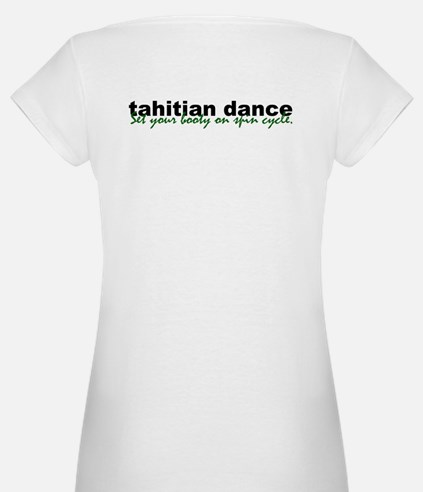Tahitian Dance Shirt