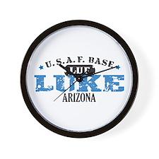 Luke Air Force Base Wall Clock
