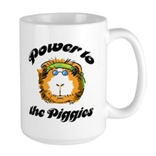 Power to the Piggies Mug
