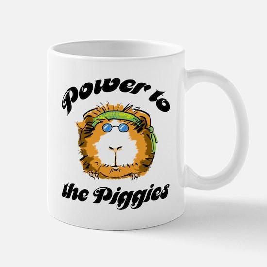 Power to the Piggies Mug